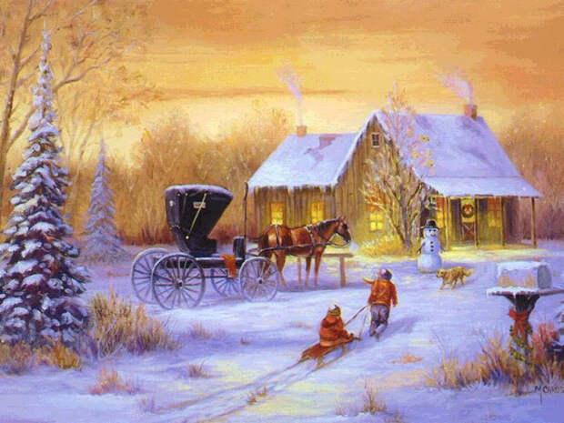 Предверие Рождества