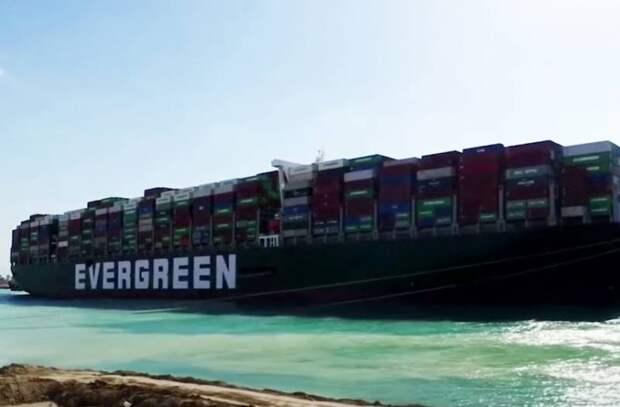 Египет собирается потребовать более 1 млрд долларов компенсации за ситуацию с контейнеровозом в Суэцком канале