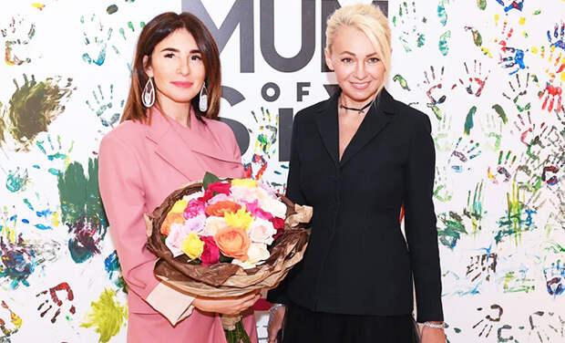 Яна Рудковская, Анна Седокова и другие звездные мамы на презентации детской одежды