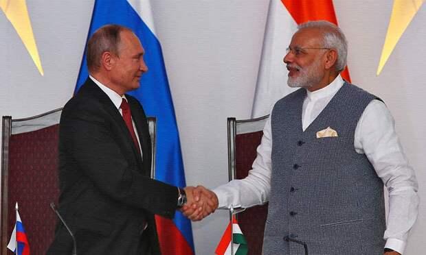 Сотрудничество России и Индии в военно сфере обретает новые черты