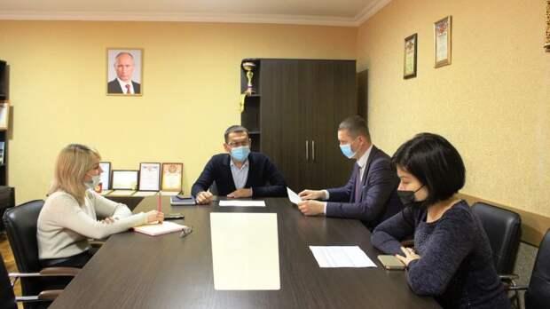 Рустем Халитов провел рабочее совещание