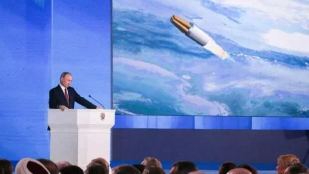 Гиперзвуковое оружие России. Мы ведь предупреждали НАТО, но они смеялись