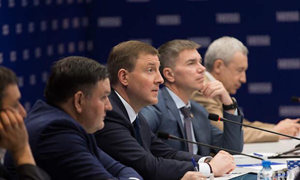«Единая Россия» выдвинула еще пятерых кандидатов в губернаторы и поддержала самовыдвиженцев