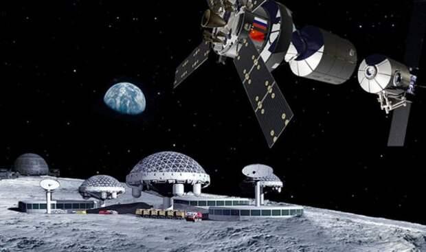 Через пять лет Китай иРоссия будут строить совместную научную станцию наЛуне