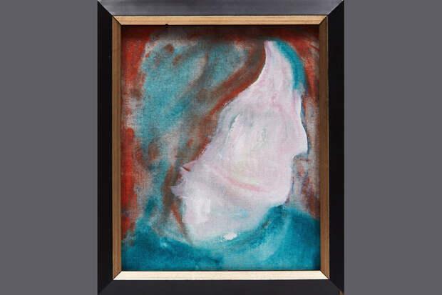 Цена на картину Дэвида Боуи поднялась до 17 тысяч долларов