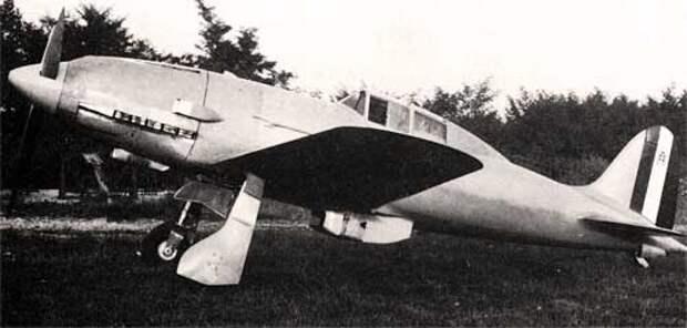 Самолет Macchi
