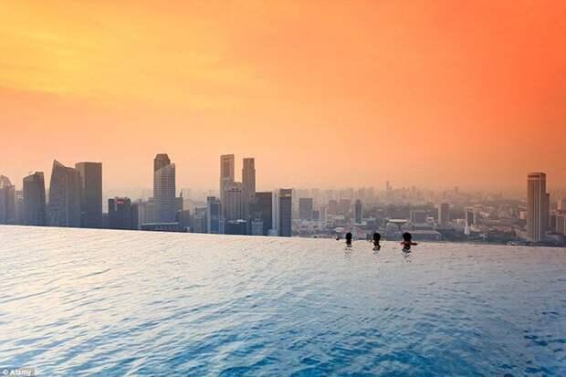 11 самых необычных бассейнов планеты