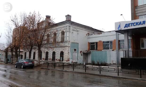 Гордума Ижевска приняла решение исключить «Дом чиновника Охизина» из плана приватизации