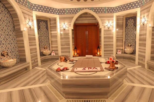 Баня хамам. Достопримечательности Кемера