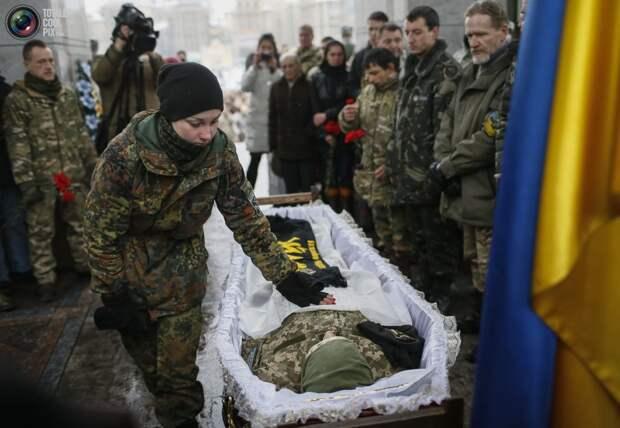 Похороны военных
