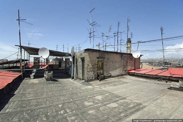 Yerevan13 Фотопрогулка по Еревану