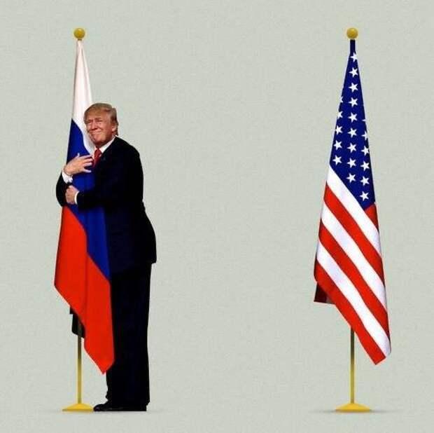 Юлия Витязева: США срочно нуждаются в гуманитарной помощи из фольги и кастрюль
