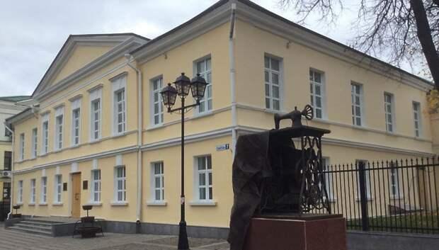 Выставку живописи и кукол можно посмотреть в Подольском краеведческом музее до 29 марта
