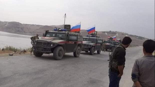 Сирия новости 22 ноября 07.00: Турция откроет погранпереход в Ракке, военная полиция РФ заняла бывшую базу США