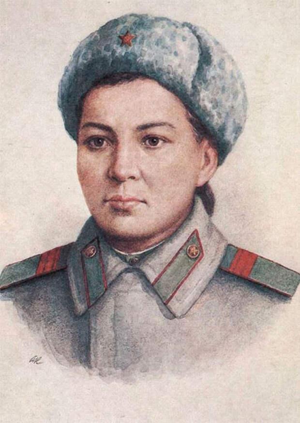 5. Старший сержант Маншук Жиенгалиевна Маметова 5 впечатляющих боевых историй, война