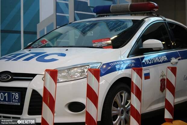 Водитель и пассажир иномарки погибли в ДТП с микроавтобусом под Томском