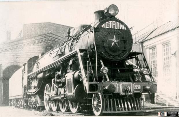 Без модного кожуха локомотив выглядит вполне привычно. /Фото: livejournal.com.