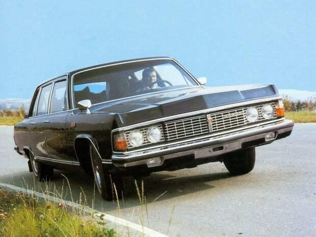 Между началом работ по ГАЗ-14 и началом производства новой модели прошло более десятилетия.