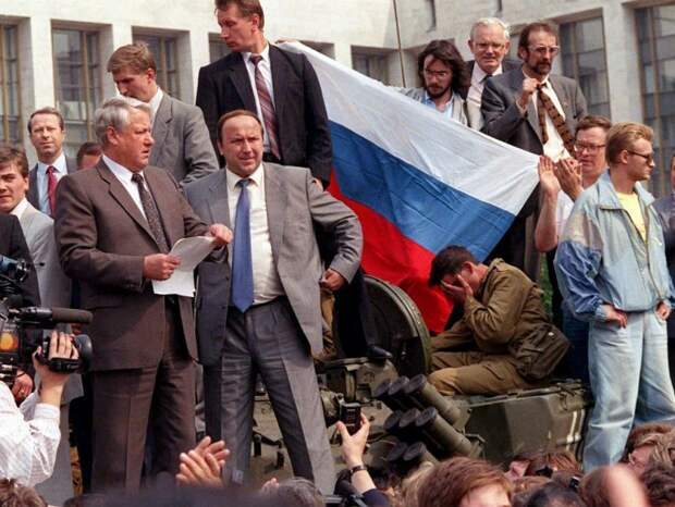 Что пережила Россия в 90-е годы