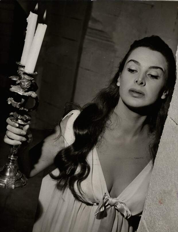 Роскошная итальянка из 50-х Элеонора Росси Драго