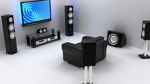 Новый стандарт звука Dolby Digital 5.1, используемый в домашних кинотеатрах, тоже не получил широкое распространение / Фото: metro.ua