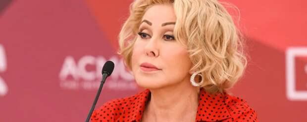 Любовь Успенская хочет стать матерью во второй раз
