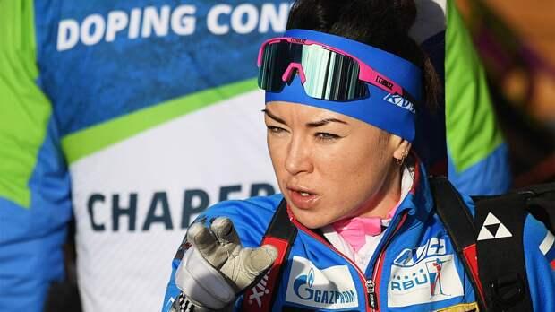 Полька Хойниш выиграла индивидуальную гонку на ЧЕ по биатлону, Куклина стала третьей, Шевченко — четвертая