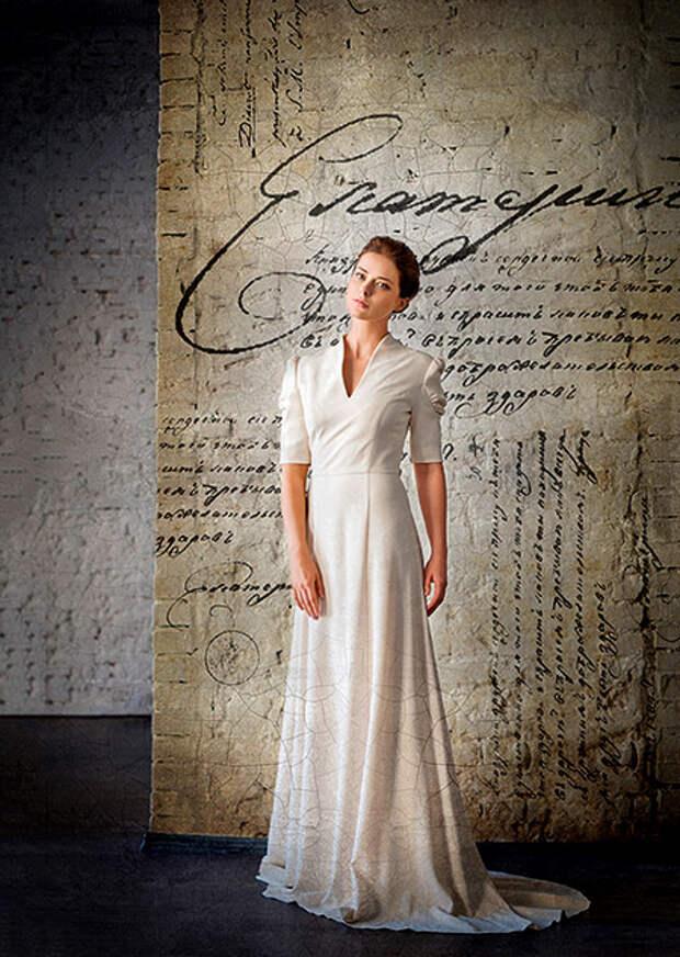 Галантная красота Марины Александровой.