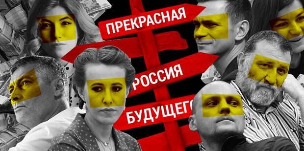 Почему думающий человек не может поддерживать российскую оппозицию