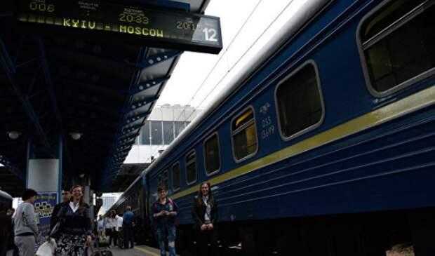 Новый украинский вагон сломался во время первого рейса в Австрии