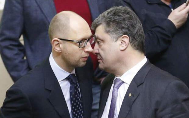 Яценюк: цель Киева - вернуть контроль над Донецком и Луганском