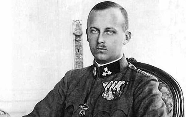 Вильгельм Габсбург: как австрийского князя хотели посадить на трон Украины