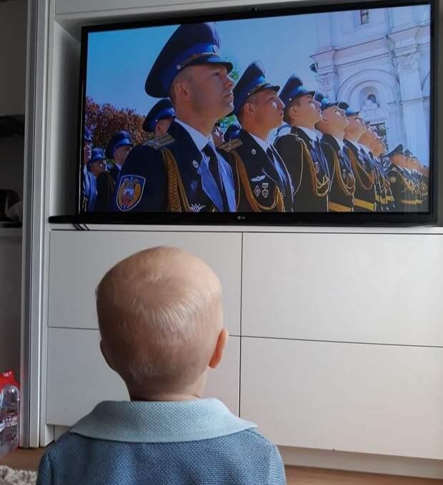 Сын Собчак внезапно оказался фанатом Путина