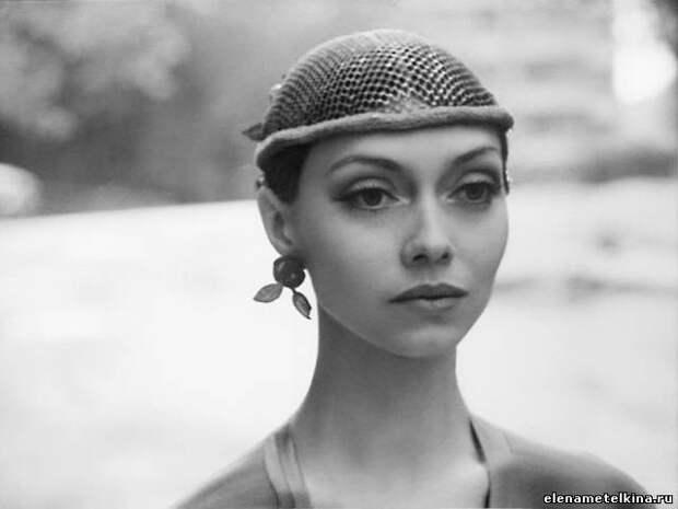 Елена Метёлкина