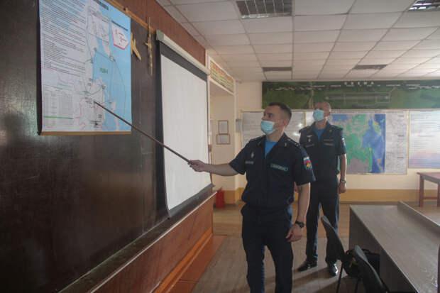 В Амурском соединении дальней авиации началась проверка на классность у лётного состава