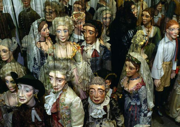 21 марта – Международный день кукольного театра!