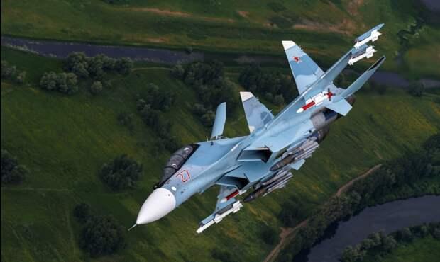 Российский истребитель перехватил норвежский самолет над Баренцевым морем