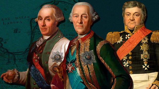 5 иностранных военачальников, прославивших Россию