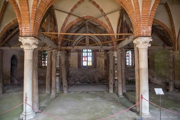 Монастырь Стаффорд путешествия, факты, фото
