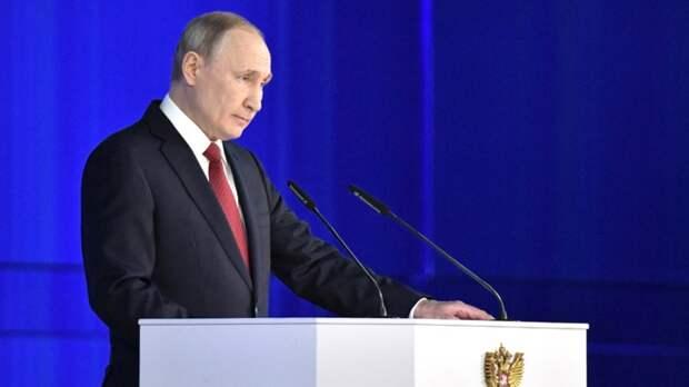 Путин обратил внимание на важные аспекты в демографии