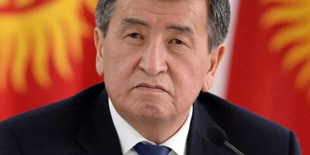 В Бишкеке снова чрезвычайное положение