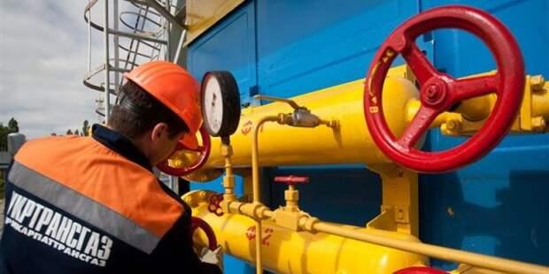 Украина газ Укртрансгаз