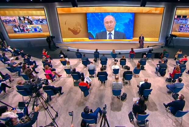Путин не принял решение о новом президентском сроке в 2024 году