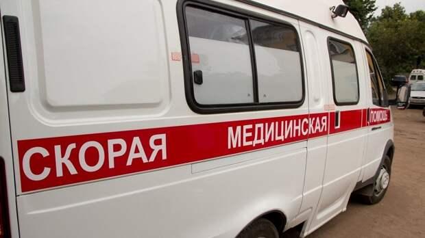 Десятилетнюю девочку госпитализировали после аварии в Вожегодском районе
