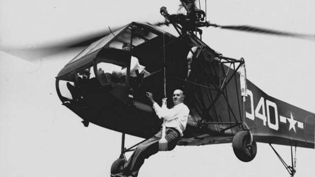 Американскую воздушную мощь создал русский эмигрант