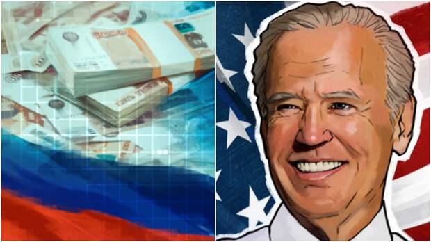 Бунич объяснил нежелание Байдена перекрывать США доступ к госдолгу России