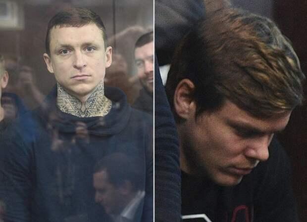 Александр Кокорин и Павел Мамаев — футболисты социально опасны