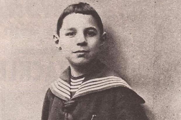 4 факта о милом мальчике, который стал прототипом Шрека