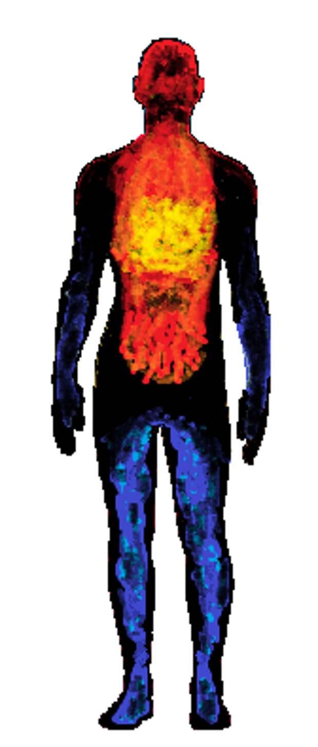 Как эмоции застревают в теле