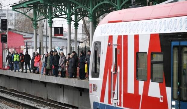 В 2021 году планируется открыть еще шесть станций на будущем МЦД-4